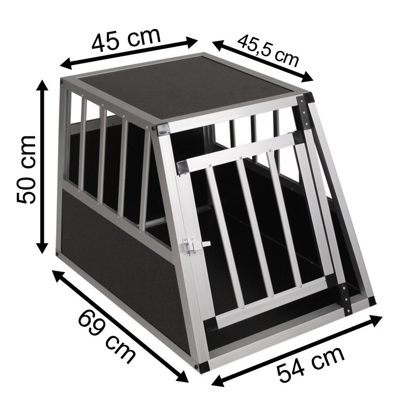 SafeCrate Small PREMIUM - 2:a Generation Hundbur