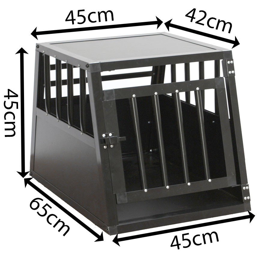 SafeCrate XS - 3:a Generation Hundbur