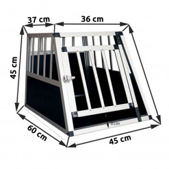 SafeCrate Xtra Small Premium - 2:a Generation Hundbur
