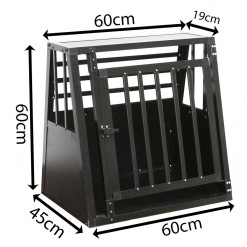 Safecrate Small Wide - 3:a Generation Hundebur