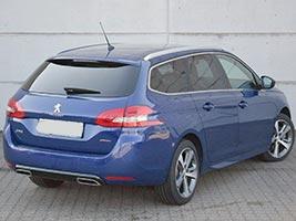Hundebur Til Peugeot 308 sw
